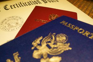 Translation of legal and administrative documents
